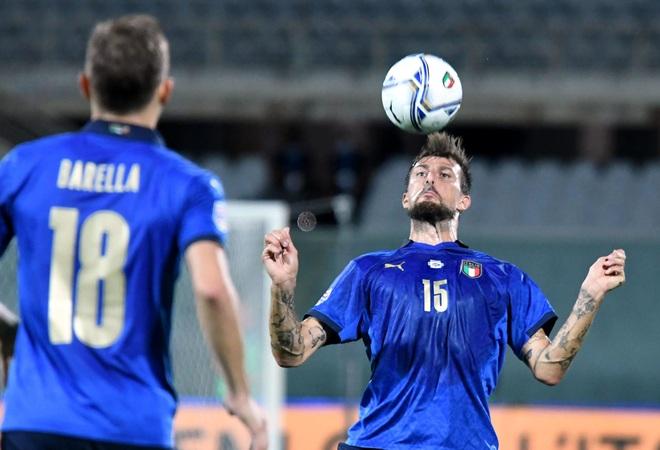 Trung vệ Italia: Chiến thắng ung thư, chứng nghiện rượu và... Euro 2020 - 1