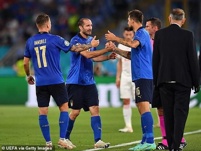 Trung vệ Italia: Chiến thắng ung thư, chứng nghiện rượu và... Euro 2020 - 2