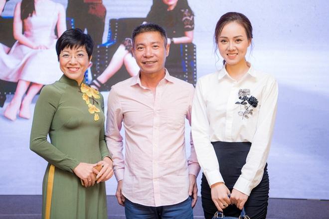 Vợ 3 Công Lý nói gì khi bị nghi diễn thân thiết lố bịch với MC Thảo Vân? - 2