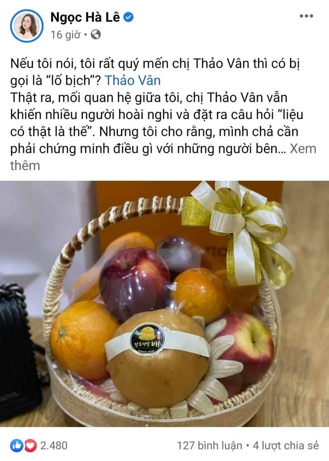 Vợ 3 Công Lý nói gì khi bị nghi diễn thân thiết lố bịch với MC Thảo Vân? - 3