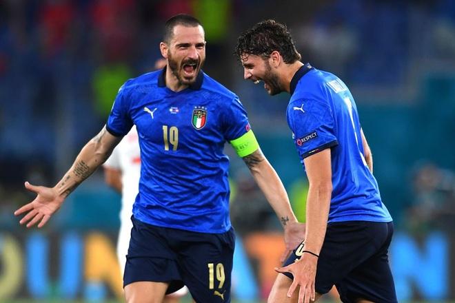 Italia chính là hiện tượng thú vị nhất tại vòng bảng Euro 2020 - 1