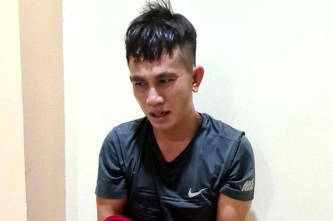 Gã đàn ông mặc đồ phụ nữ gây hàng loạt vụ cướp trên huyện đảo Phú Quý - 1