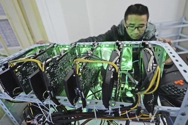 Thợ đào Bitcoin Trung Quốc bán tháo card đồ họa - 2