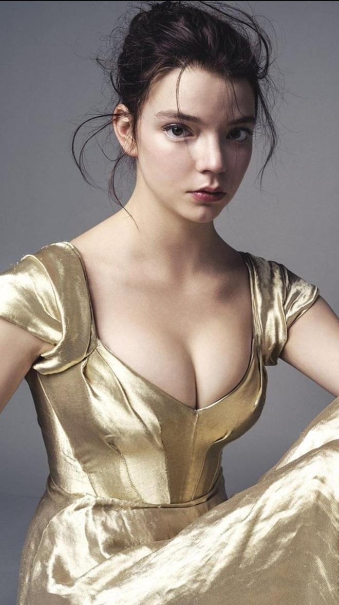 Minh tinh gợi cảm Anya Taylor-Joy thất vọng khi xem phim của mình - 2