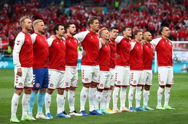 Hủy diệt Nga, Đan Mạch viết nên câu chuyện cổ tích ở Euro 2020 - 1