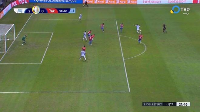 Messi không để lại dấu ấn, Argentina nhọc nhằn đánh bại Paraguay - 3
