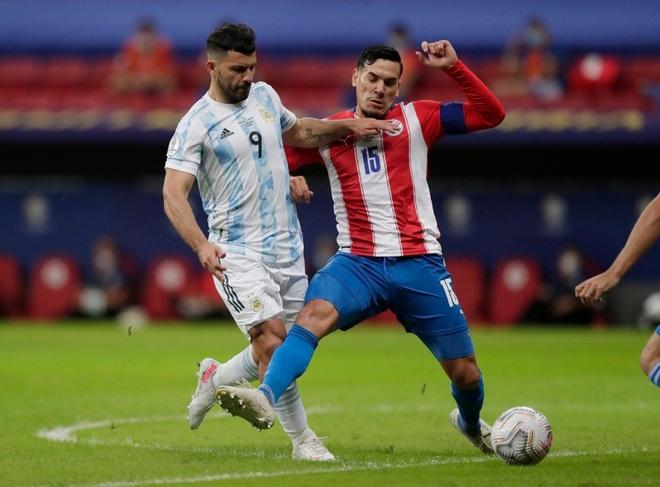 Messi không để lại dấu ấn, Argentina nhọc nhằn đánh bại Paraguay - 1