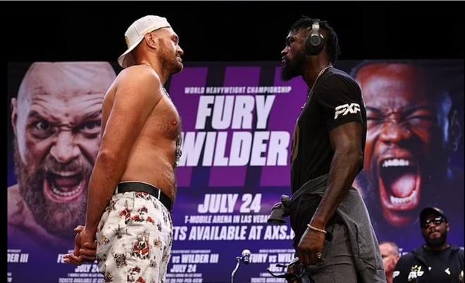 Fury tái đấu với Wilder: Mike Tyson đặt cửa chiến thắng cho Vua giang hồ - 2