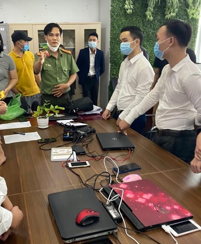 Sàn tiền ảo khủng ở Hà Nội đã bị Công an Hải Phòng đánh sập như thế nào? - 4