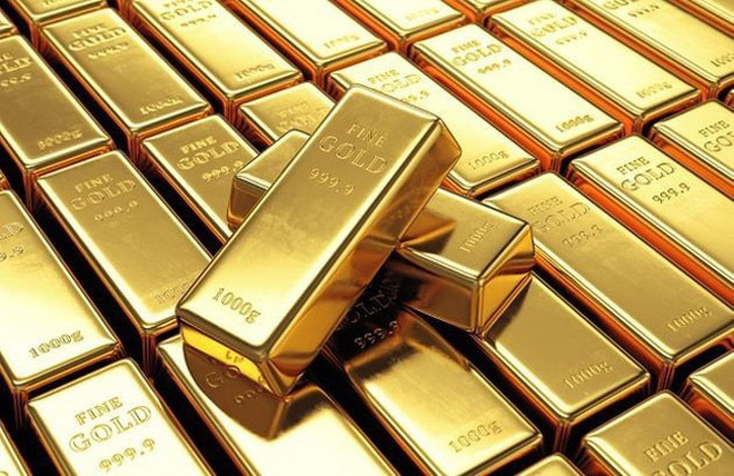 Giá vàng trụ vững trên 1.800 USD/ounce - 1