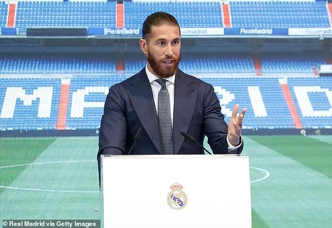 Sergio Ramos xác nhận gia nhập PSG mùa giải tới - 1