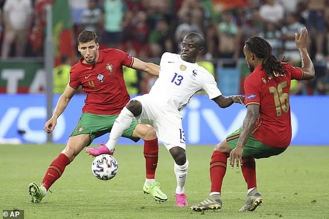 Vòng 1/8 Euro 2020: Bồ Đào Nha gặp Bỉ, Đức đối đầu Anh - 2