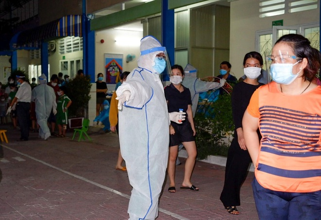 TPHCM: 58 trường hợp nhiễm SARS-CoV-2 liên quan đến chợ Sơn Kỳ - 1