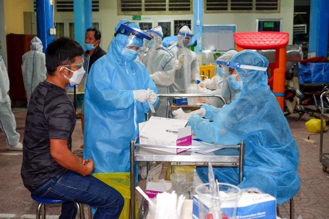 TPHCM: 58 trường hợp nhiễm SARS-CoV-2 liên quan đến chợ Sơn Kỳ - 2