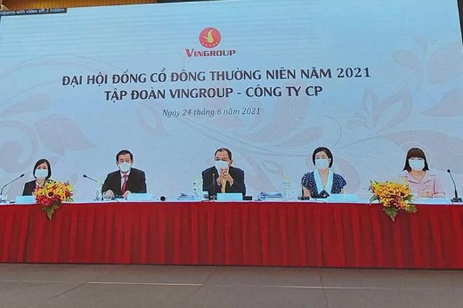 Ông Phạm Nhật Vượng: Xe điện là cơ hội để Việt Nam thay đổi tầm vóc - 1