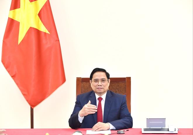 Thủ tướng đề nghị WHO ưu tiên để Việt Nam sớm nhận thêm vắc xin Covid-19 - 2