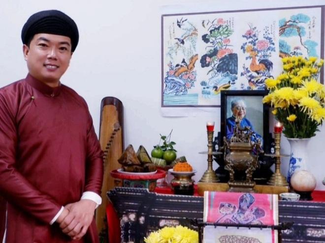 Lễ tưởng niệm ngày mất lần 6 của cố GS.TS Trần Văn Khê chỉ có 3 người dự - 2