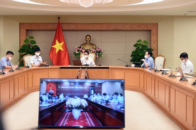 Phó Thủ tướng: Nếu Covid-19 xâm nhập, Đồng Nai sẽ cực kỳ khó khăn - 1