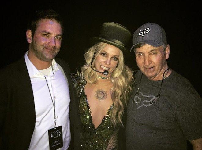 Jamies Spears - Người cha bị Britney Spears tố bóc lột và bạo hành - 4