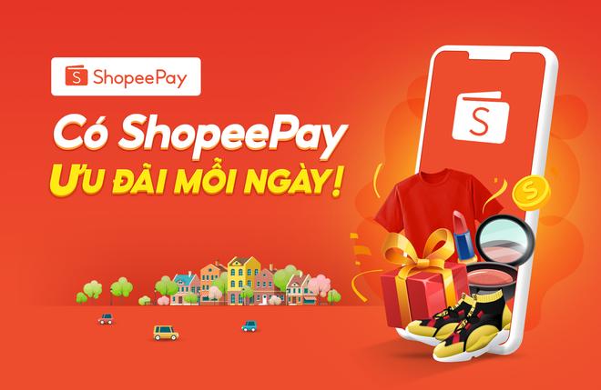 Mua sắm và thanh toán tiết kiệm hơn trong mùa dịch với ví ShopeePay - 4