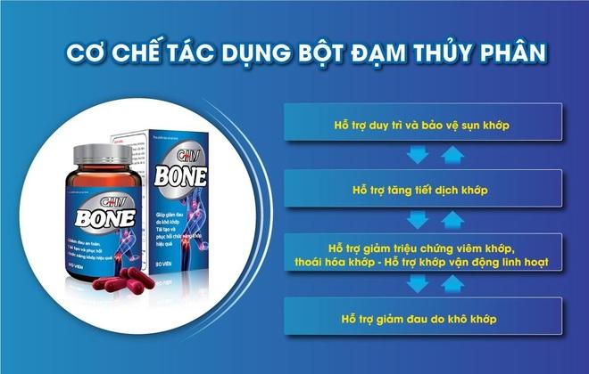Viên khớp GHV Bone - trao món quà bảo vệ xương khớp cho người thân yêu - 2