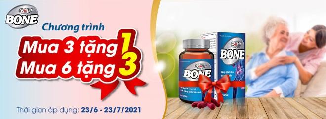 Viên khớp GHV Bone - trao món quà bảo vệ xương khớp cho người thân yêu - 3