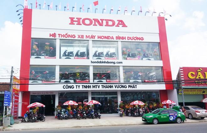 Khám phá chiến lược kinh doanh thành công của Honda Bình Dương - 4