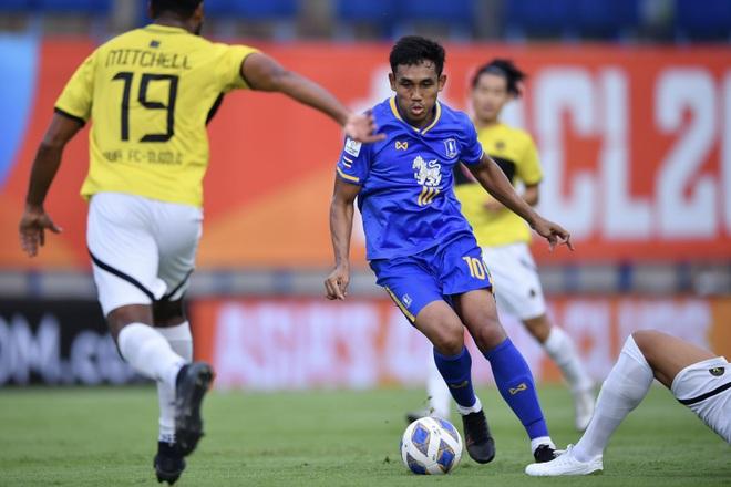 Đại diện Thái Lan chiến thắng ở trận ra quân tại AFC Champions League - 1