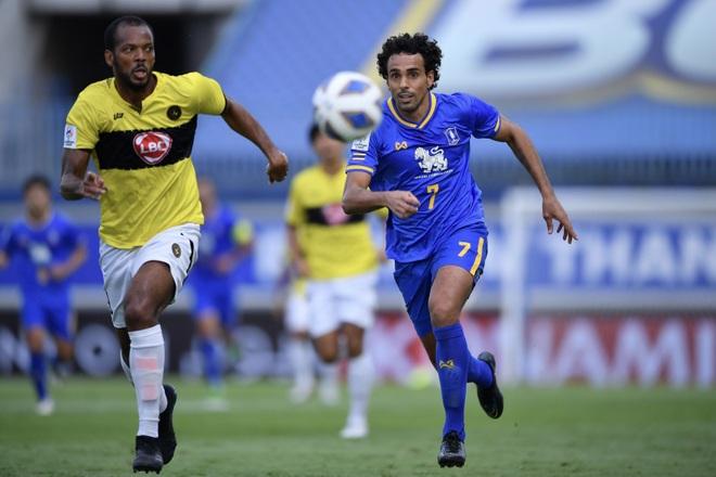Đại diện Thái Lan chiến thắng ở trận ra quân tại AFC Champions League - 2
