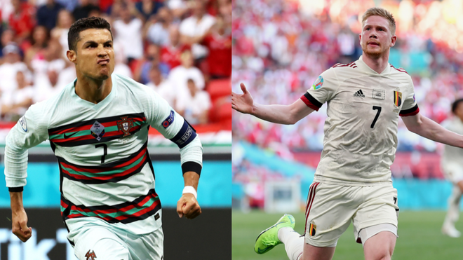 Bỉ - Bồ Đào Nha (2h ngày 28/6): C.Ronaldo đọ tài cùng dàn Quỷ đỏ - 1
