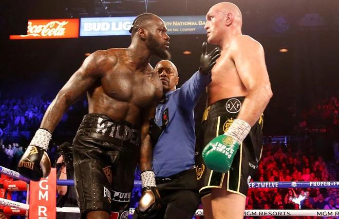Joshua tin tưởng Tyson Fury sẽ bảo vệ thành công chức vô địch WBC - 1