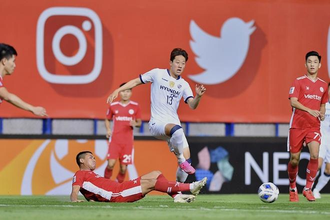 CLB Viettel suýt gây sốc trước Ulsan Hyundai tại AFC Champions League - 2