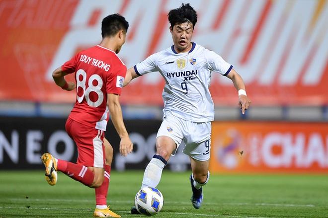 CLB Viettel suýt gây sốc trước Ulsan Hyundai tại AFC Champions League - 6