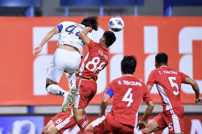 Bùi Tiến Dũng nói gì sau khi CLB Viettel thua đau đớn đội bóng Hàn Quốc? - 2