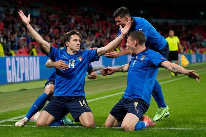 Thắng nghẹt thở Áo sau 120 phút, Italia lọt vào tứ kết Euro 2020 - 1