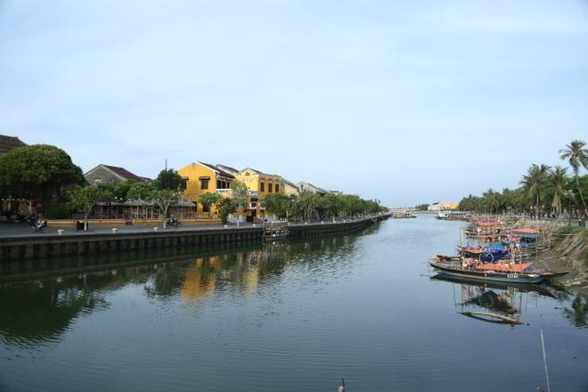 Hội An là một trong những điểm đến du lịch được khách nước ngoài yêu thích tại Việt Nam.