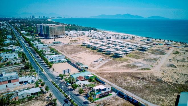 Hiếm có dự án nghỉ dưỡng có vị trí mặt biển đẹp như Grand Mercure Hoi An.