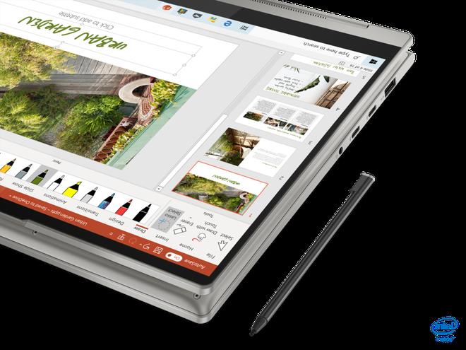 Lenovo ra mắt bộ ba laptop Yoga cao cấp mới