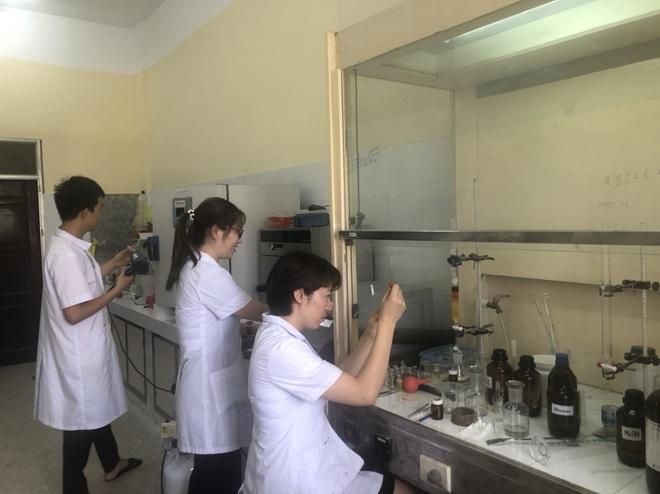 Việt Nam tổng hợp thành công thuốc kháng virus SARS-CoV-2 - 2