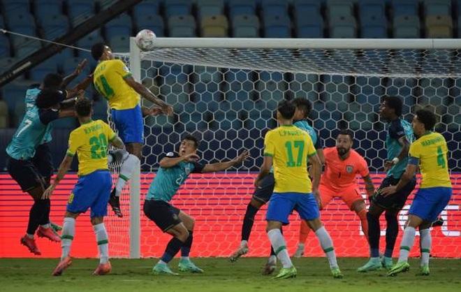 Hòa Ecuador, Brazil bất bại ở vòng bảng Copa America 2021 - 1