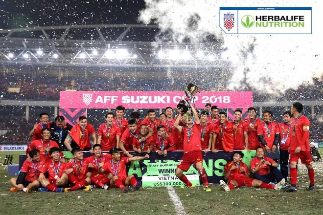 Herbalife Việt Nam trở thành nhà tài trợ đồng hành cùng AFF Suzuki Cup 2020 - 1