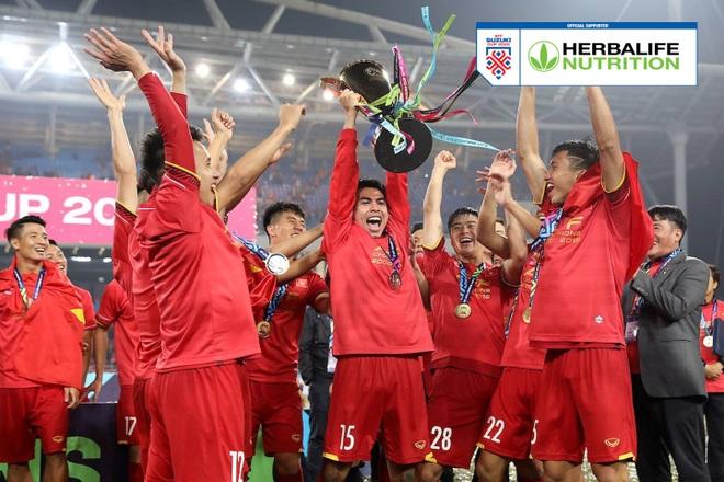 Herbalife Việt Nam trở thành nhà tài trợ đồng hành cùng AFF Suzuki Cup 2020 - 2