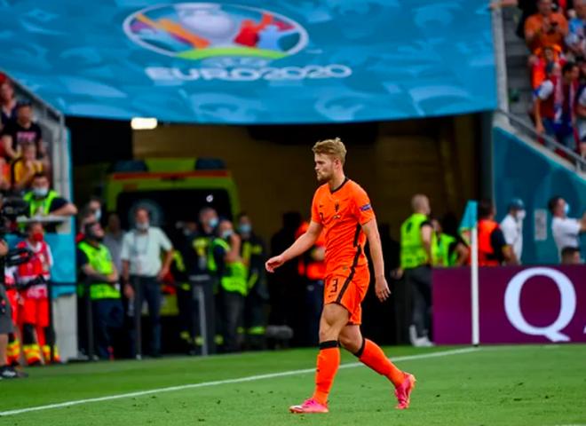 Giọt nước mắt cay đắng của người Hà Lan sau thất bại trước CH Séc - 2