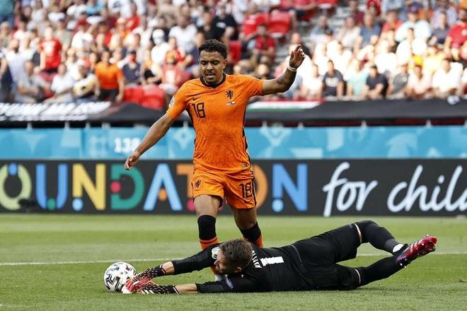 Giọt nước mắt cay đắng của người Hà Lan sau thất bại trước CH Séc - 7