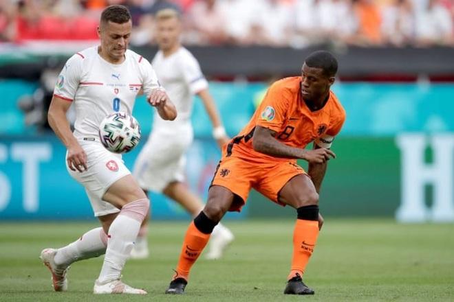 Hà Lan đã chơi tệ thế nào trước CH Séc? - 2