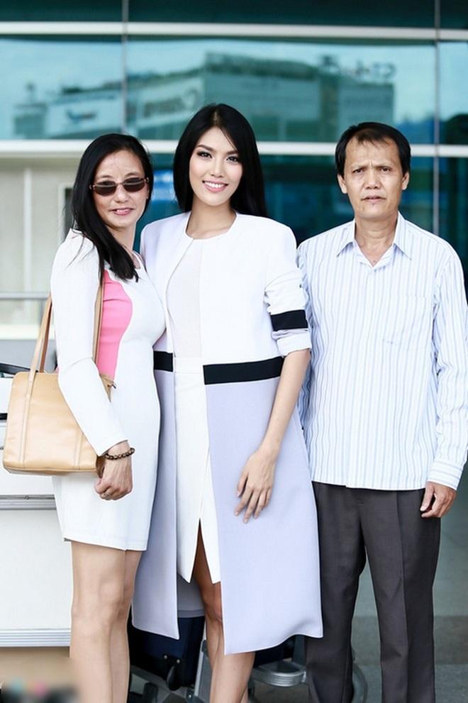 Hé lộ gia thế khủng, dòng dõi quyền quý của các Hoa hậu Việt - 14