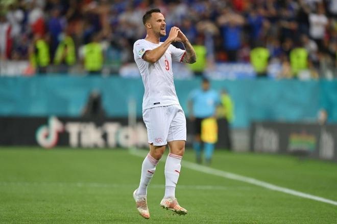 Mbappe sút hỏng 11m, Pháp bị Thụy Sĩ đánh bật khỏi Euro 2020 - 1
