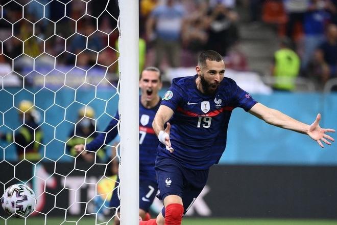 Mbappe sút hỏng 11m, Pháp bị Thụy Sĩ đánh bật khỏi Euro 2020 - 2