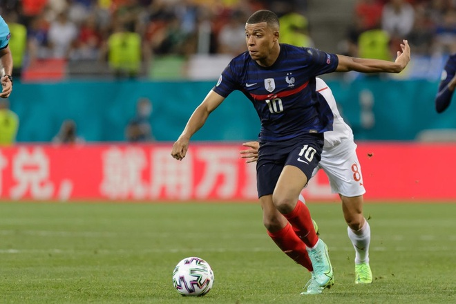 Mbappe sút hỏng 11m, Pháp bị Thụy Sĩ đánh bật khỏi Euro 2020 - 3
