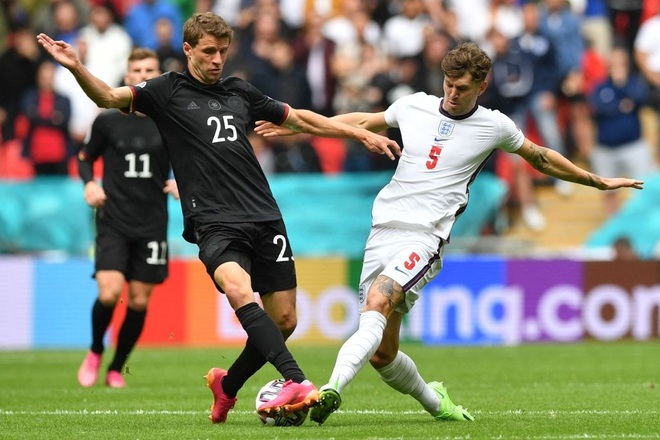 Những khoảnh khắc tuyển Anh hạ gục Đức tại Wembley - 4